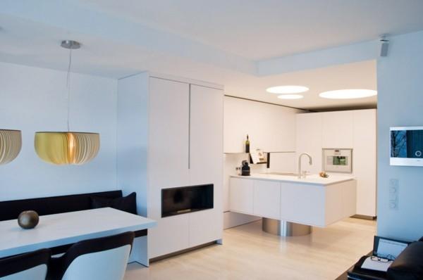 minimalismo diseños de cocinas