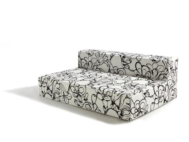missoni home blanco negro flores