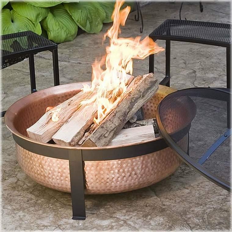 Mobiliario De Jard 237 N Y Pozos De Fuego Creativos