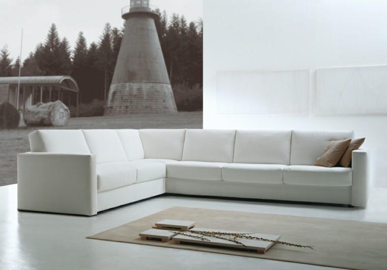 moderno cojin alfombra cuadro salon