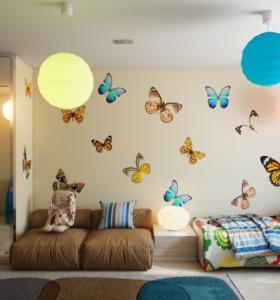 Dormitorios juveniles habitaciones juveniles para chicas - Decorar paredes ninos ...