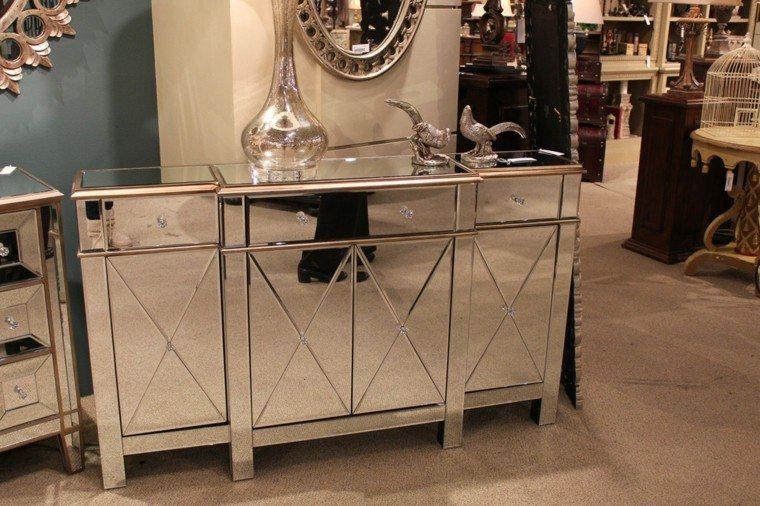 Espejos decorativos para dise os de muebles for Espejos para comodas