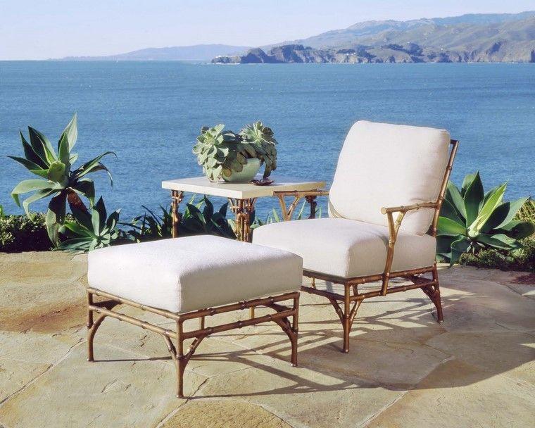 Piscinas muebles perfectos para el espacio que las rodea - Cojines muebles exterior ...