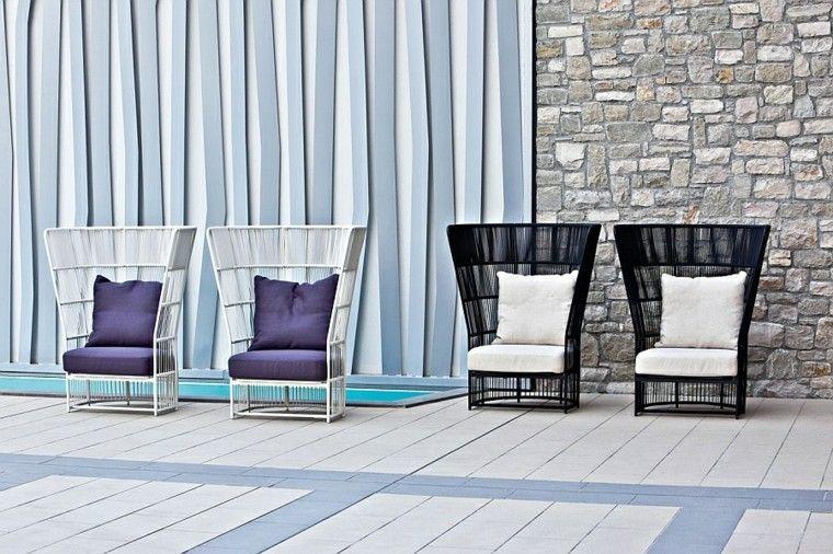 muebles-de-diseño-sillas-distintos-colores-ideas