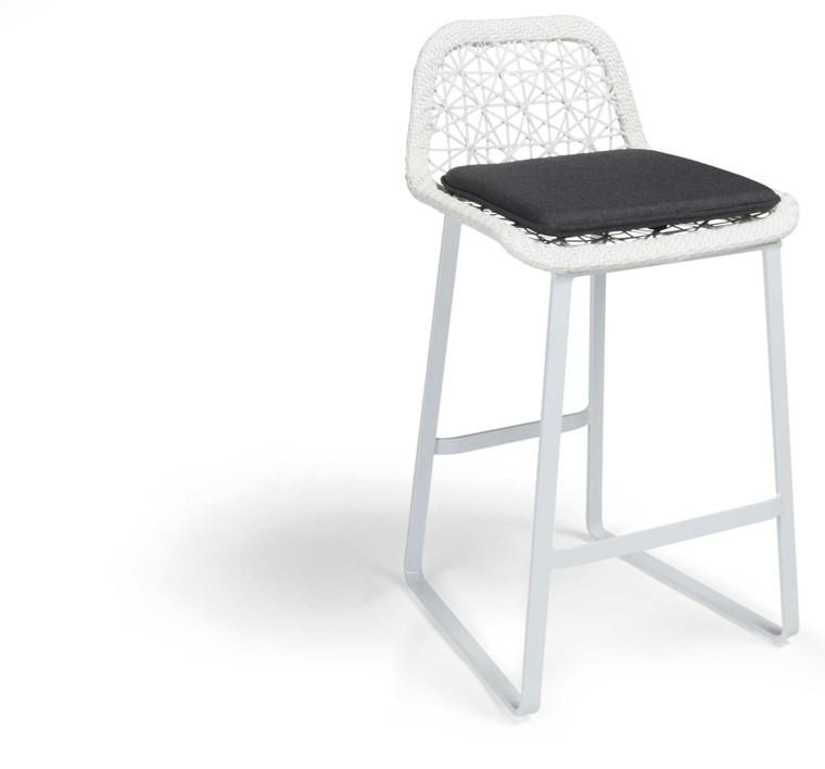 muebles de jardín blanco variante color bar