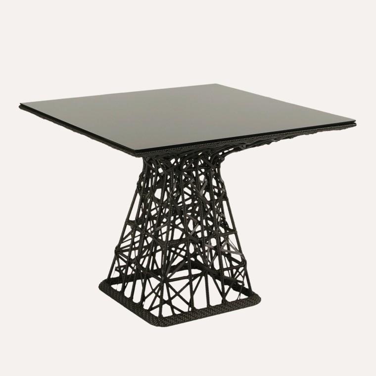 muebles de jardín mesa esterior diseño maia