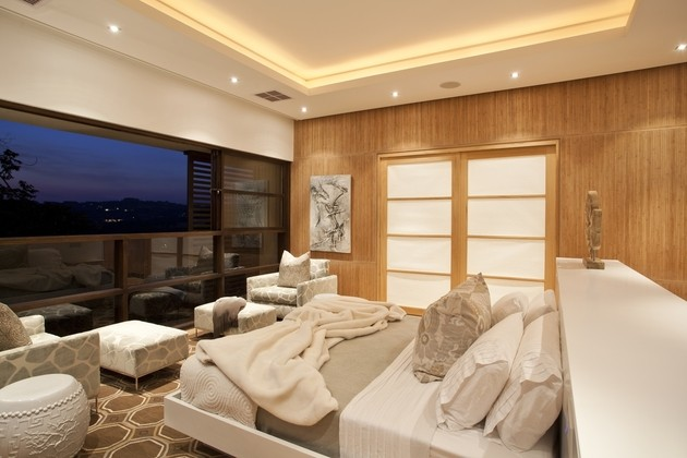 muebles diseño zen interior dormitorio