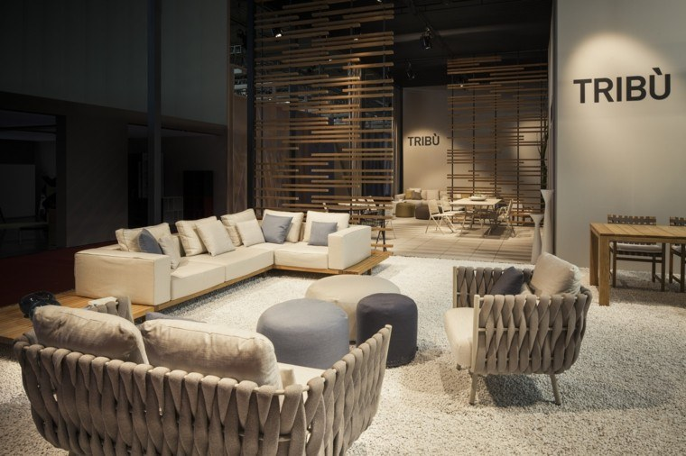 El mundo del lujo que marca tendencias atemporales - Muebles exterior diseno ...
