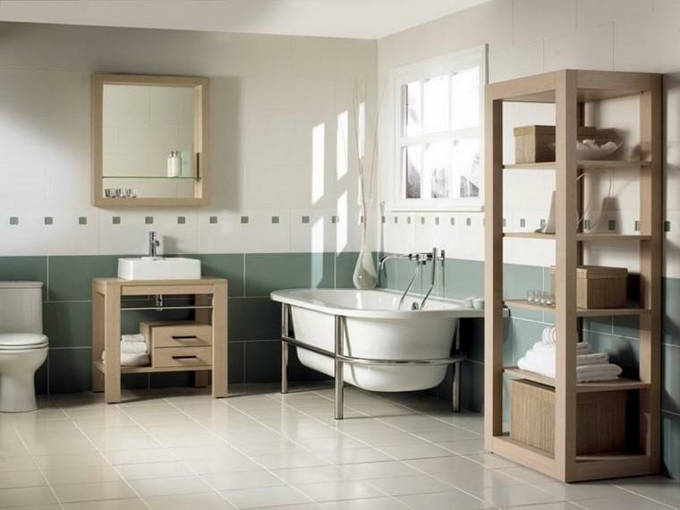 muebles madera modernos baratos bañera