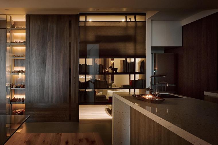 naturaleza armario separa ideas creacion diseño madera