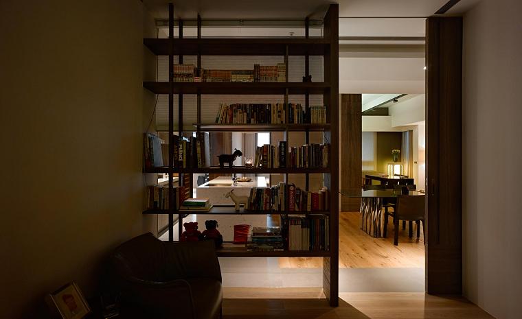 naturaleza estanterias libros moderno preciosa idea hogar asiatico