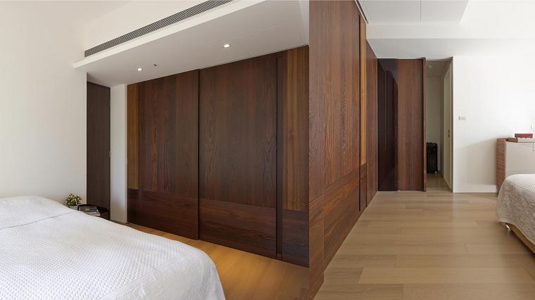 naturaleza madera ideas hogar dormitorio asiatico