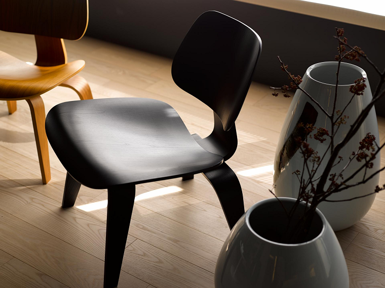 naturaleza madera negra arbol silla diseño moderna