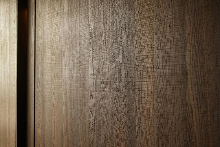 naturaleza madera puertas armario modernas ideas diseño
