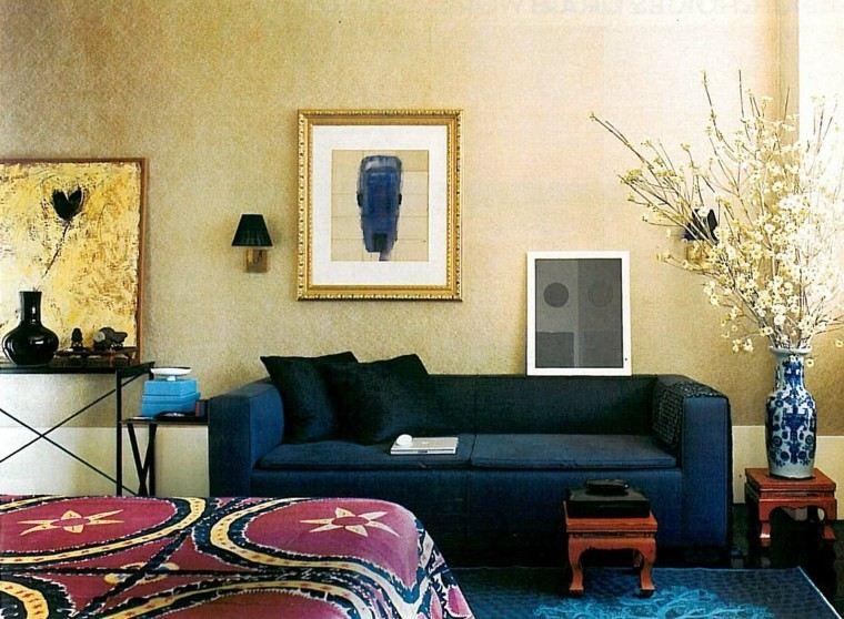naturalismo jarron porcelana china ideas dormitorio moderno