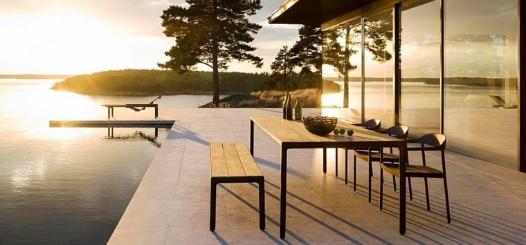 nuevo estilo coleccion diseño original madera metal ideas