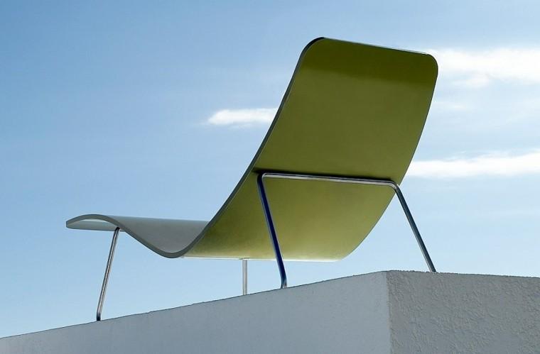 nuevo estilo sillas comodas colores vibrantes ideas