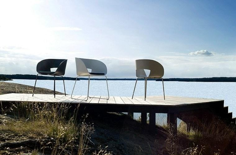 nuevo estilo sillas vintage modernas ideas comodas