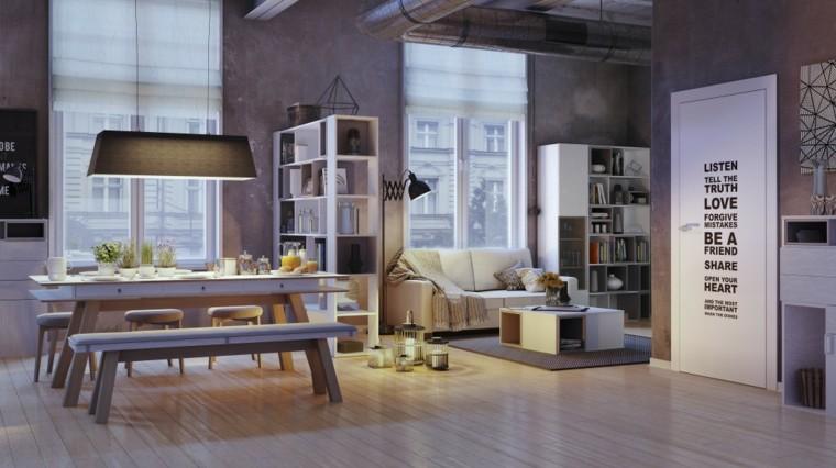 Mesas de cocina o comedor de dise o moderno tendencias for Mesas de comedor cuadradas de diseno
