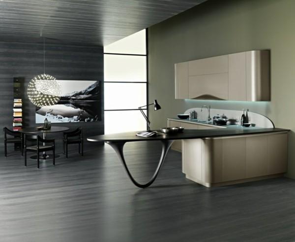original cocina estilo abstracto moderno