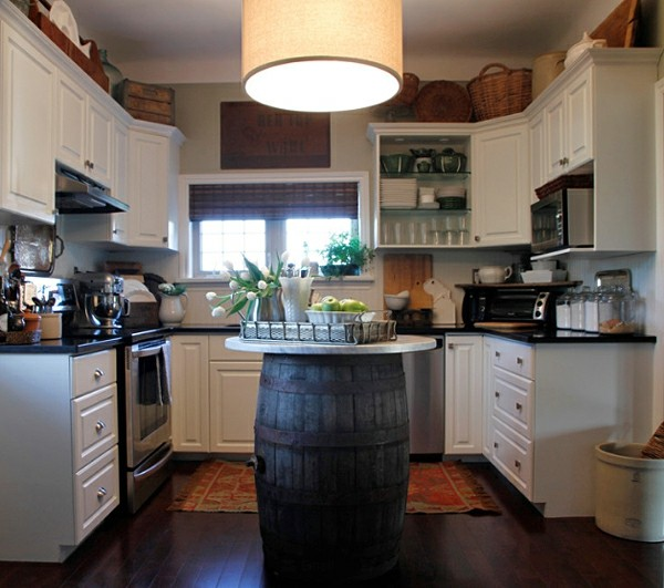 Cocinas con isla multifuncional para todos los estilos - Islas para cocinas ...