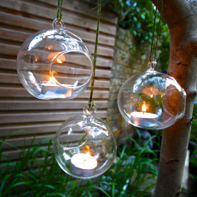 SelecciÓn Madera: Iluminacion Jardines Y Linternas Para Noches De Fantasía