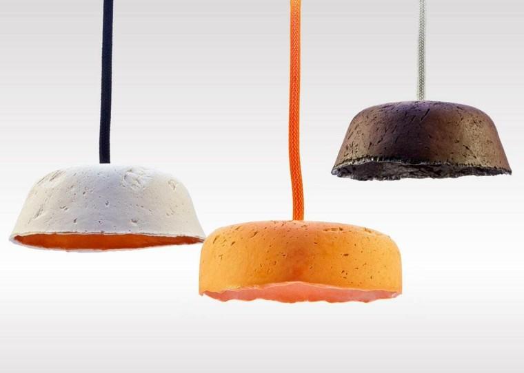 originales lmparas colgantes tartas muffins