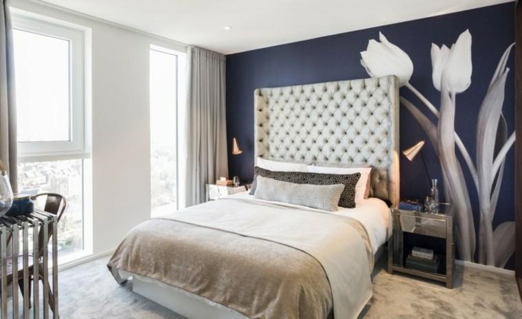 Habitaciones modernas para solteras y solteros for Decoracion de interiores recamaras para adultos