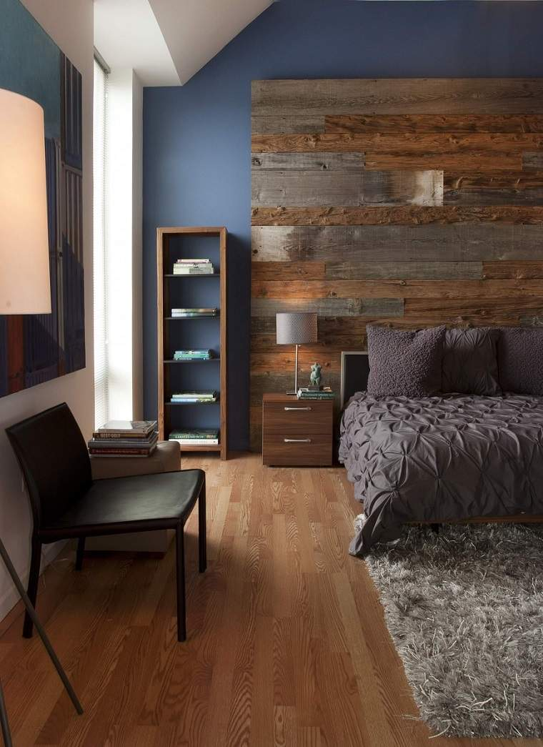 pared-madera-dormitorio-moderno-estilo