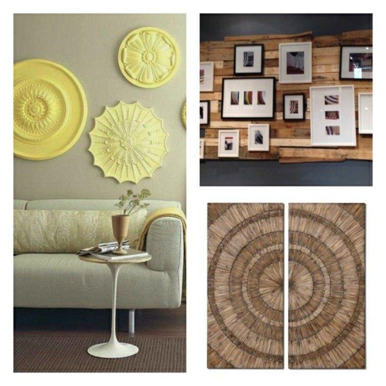 Paredes decoracion y estilo en interiores creativos.