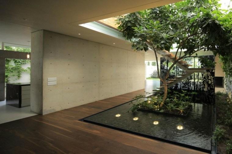 Jardines y patios con influencia oriental