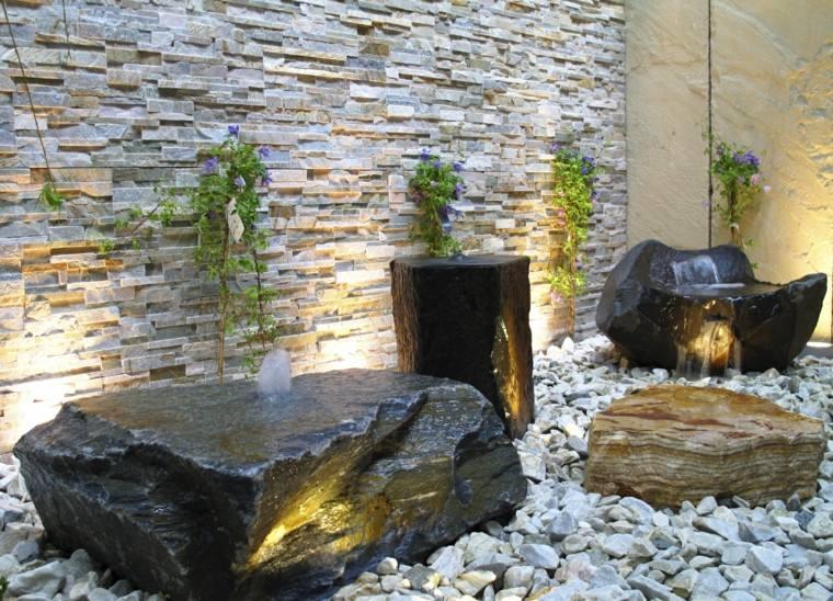Piedras decorativas para tu jard n japon s - Fuentes de agua decoracion ...