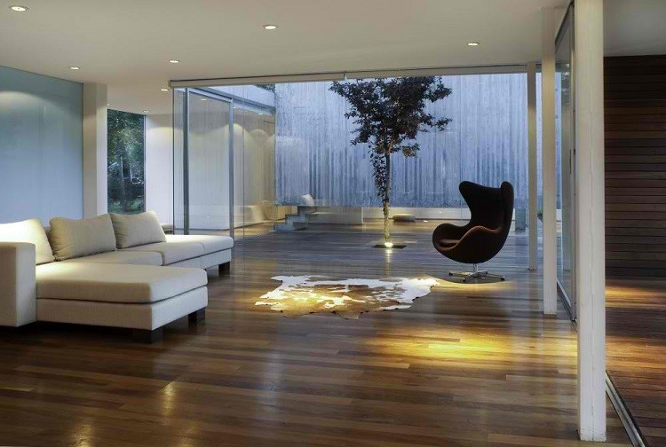 pieles minimalista estilo silla arbol
