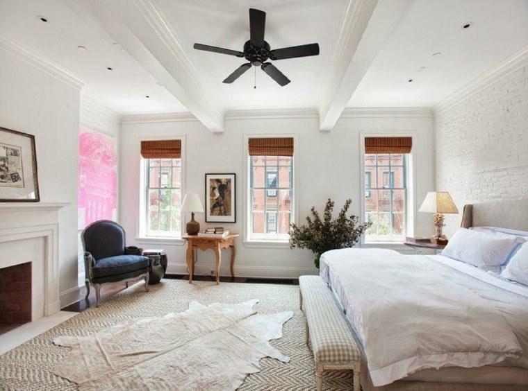 piso soltera cama blanca sillon