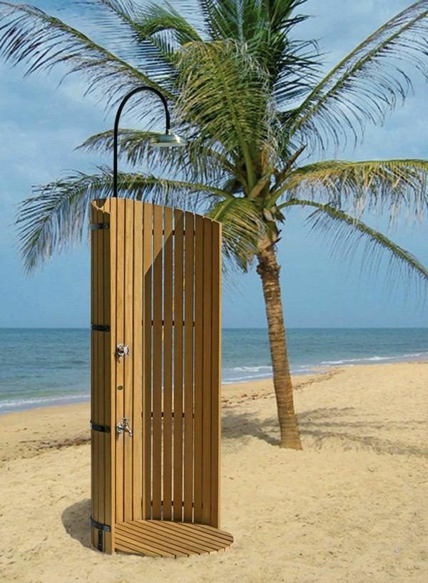 platos de ducha playa palmera