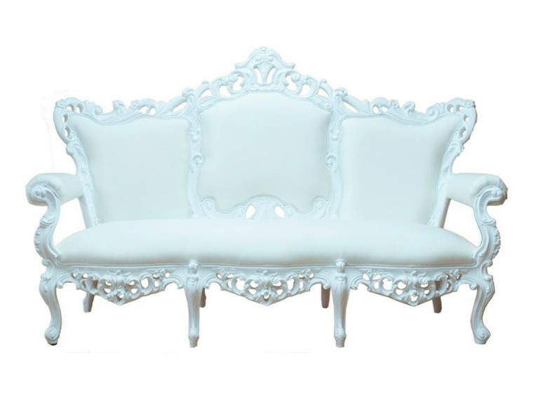 polart sofa blanco shabby chic