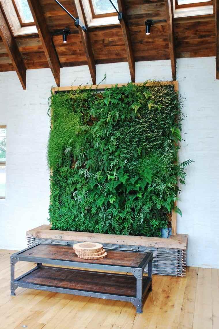 porche natural ideas jardin vertical plantas bonitas moderno