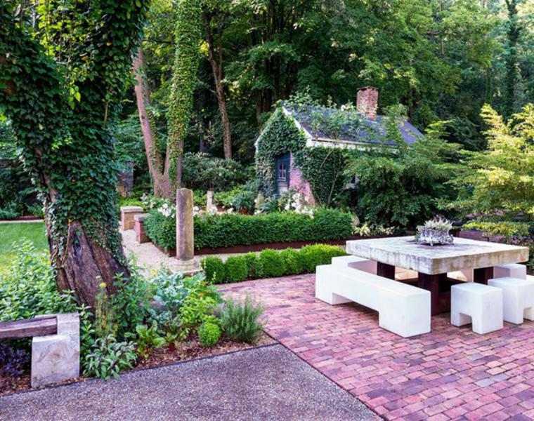 jardines modernos de diseño