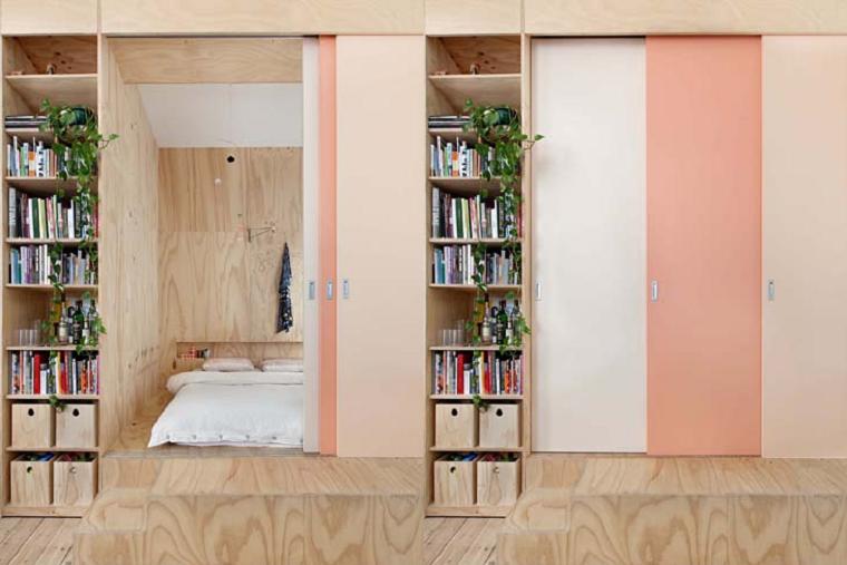 Crea una habitaci n dentro de otra ideas muy chulas for Como remodelar tu habitacion