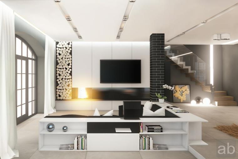 salas de estar deliciosas diseño
