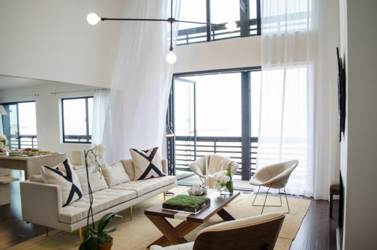 salas estar decoracion moderna