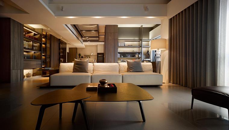 salon ideas diseño mesas cafe madera