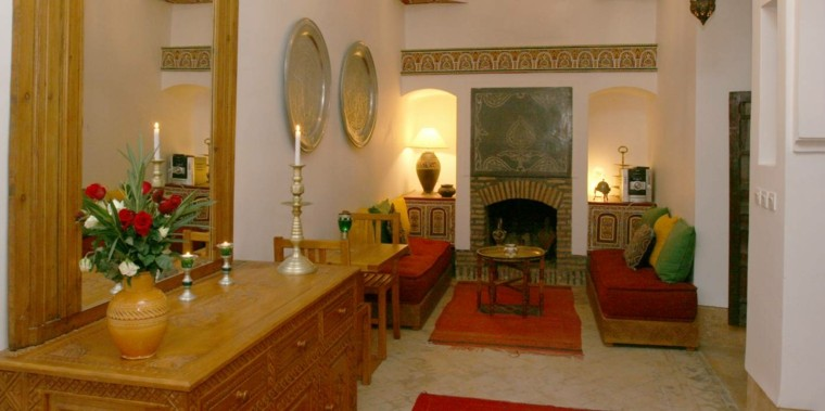 Decoracion Oriental Salon ~ Marruecos inspira con estilo oriental para tu sal?n