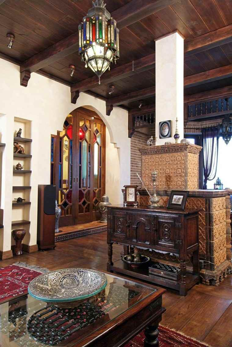 Marruecos inspira con estilo oriental para tu sal n for Plato de decoracion marroqui salon 2014
