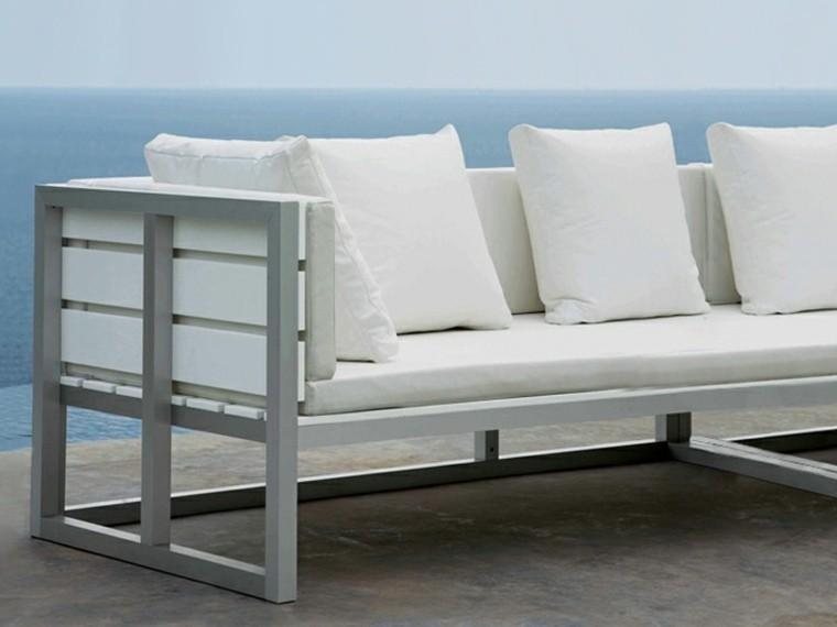 salones blanco moderno diseño madera