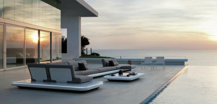 salones creativo moderno piscina piscina