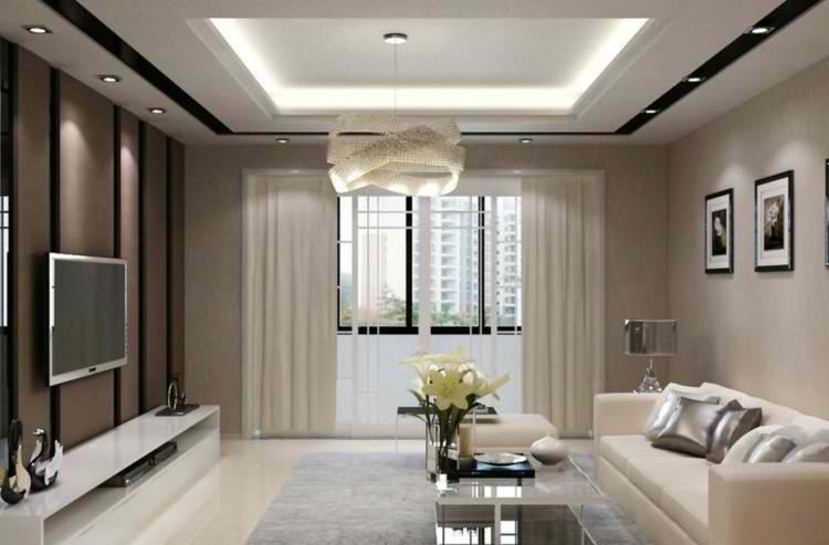 Salones modernos 50 ideas minimalistas incre bles for Tresillos modernos