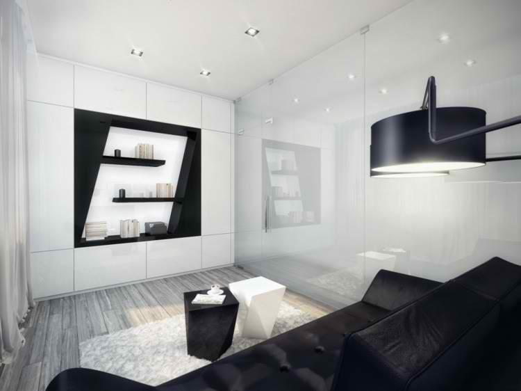 salones modernos muebles decoracion lampara