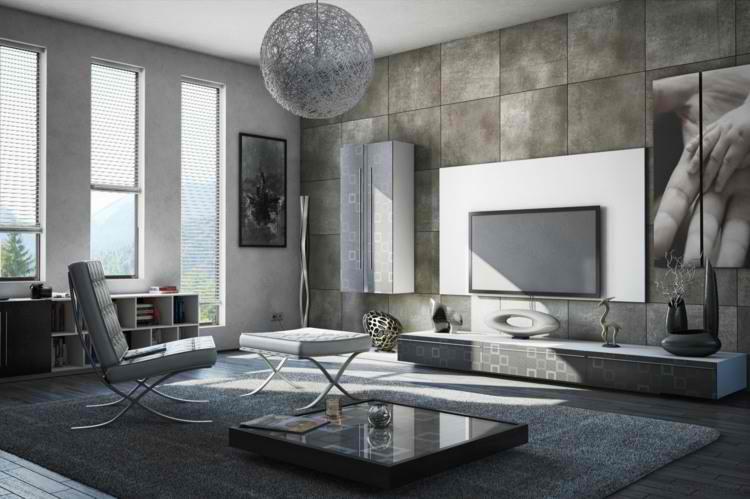 salones modernos sillas mobiliario esfera