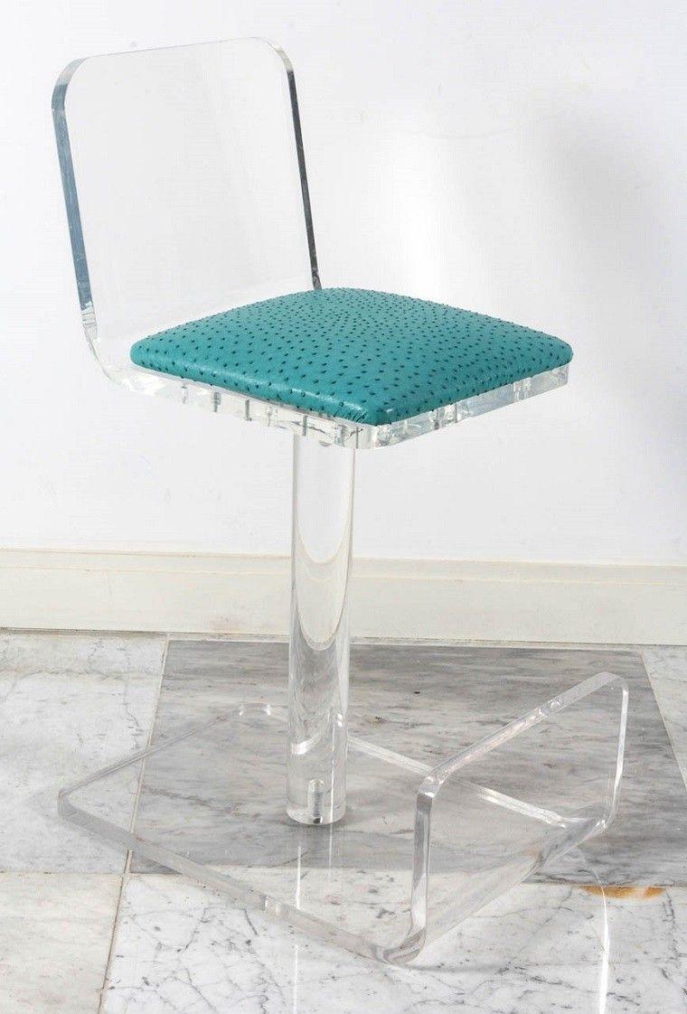Tiempos modernos y muebles acr lico una clara ventaja - Sillas acrilico transparente ...